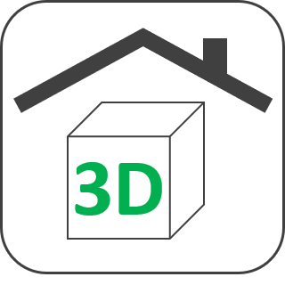 Archinbio 3d icona